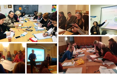 """Modularni trening-program """"Škola za dobro upravljanje i participativni razvoj"""" 2019."""