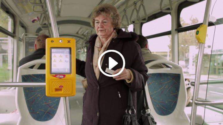 CIVITAS ELAN presents: Alojz and Vlatka – a short video on how to ride a tram