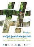 suDjeluj na lokalnoj razini! Kako građani mogu sudjelovati u boljem upravljanju prirodnim resursima