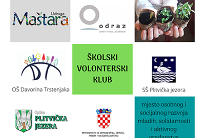 School volunteers club – place of personal and social growth for youth, as well of solidarity and active citizenship