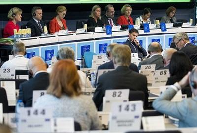 538. plenarna sjednica EGSO-a