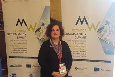 ODRAZ director participated in Mediterranean week of Economic Leaders in Barcelona