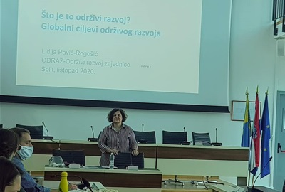 ODRAZ held two workshops in Split on sustainable development and their implementation at the local level