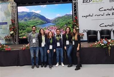 Sudjelovali smo na Europskom ruralnom parlamentu mladih u Španjolskoj