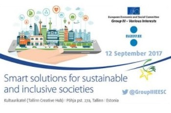 ODRAZ director at the conference Smart solutions for sustainable and inclusive society