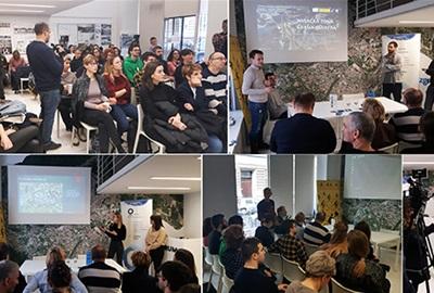 Zagrebački studenti predložili kvalitetnija rješenja javnih prostora grada