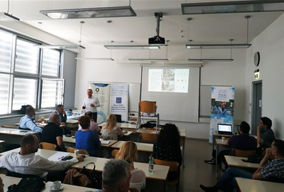 Training in Sustainable Urban Mobility SUMP 2.0 held in Rijeka