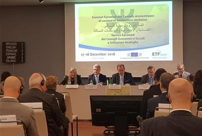 Direktorica ODRAZ-a sudjelovala na EUROMED-ovom sastanku u Torinu
