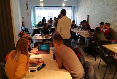 Second cycle of interdisciplinary workshop for students on subject of development urban mobility