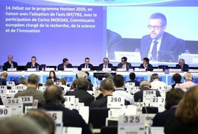 520. plenarno zasjedanje EGSO-a