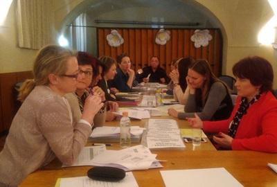 "Third training-block ""School for good governance and participatory development"" held in Kutina"