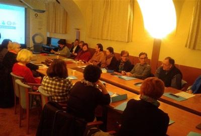 Održan prvi trening-blok ˝Škola za dobro upravljanje i participativni razvoj˝