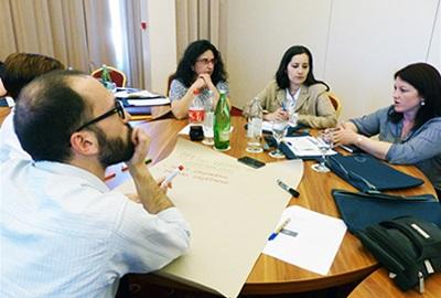 """Poziv predstavnicima udruga i javnog sektora s područja Kutine za sudjelovanje na besplatnom modularnom trening-programu """"Škole za dobro upravljanje i participativni razvoj"""""""