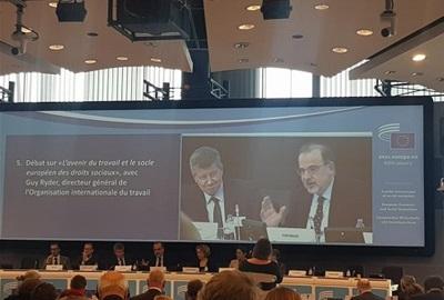 EGSO i ILO ulažu veće napore u oblikovanje budućnosti rada u skladu s našim vrijednostima
