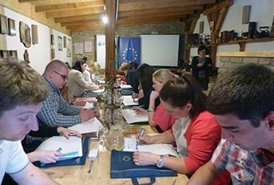 Organiziranje lokalnog razvoja-LAG Baranja – 2013.