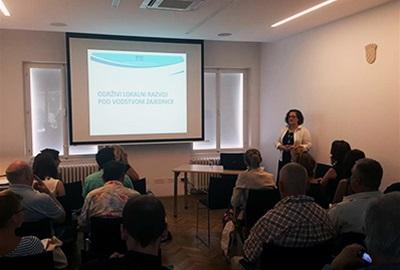 Održan savjetodavni sastanak organizacija civilnoga društva s predstavnicima EGSO-a iz civilnoga društva na temu lokalnog razvoja pod vodstvom zajednice