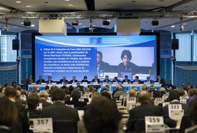 522. plenarno zasjedanje EGSO-a