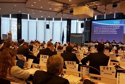 516. plenarno zasjedanje EGSO-a