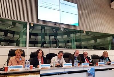 Direktorica ODRAZ-a sudjelovala na skupu o financiranju integriranog razvoja ruralnih područja
