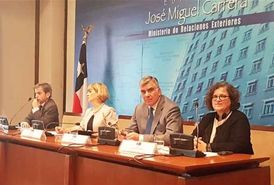 First meeting of the EU-Chile Joint Consultative Committee