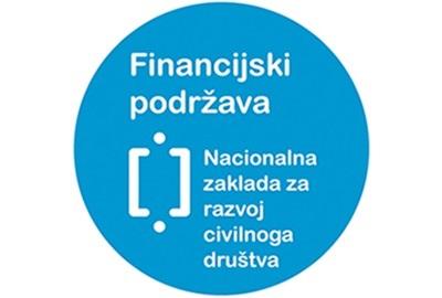 Institucionalna podrška Nacionalne zaklade za razvoj civilnoga društva (2021.- 2023.)