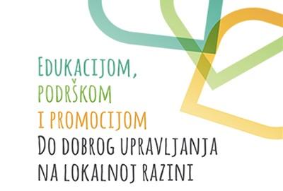 """Modularni trening-program """"Škola za dobro upravljanje i participativni razvoj"""" 2015.-2016."""