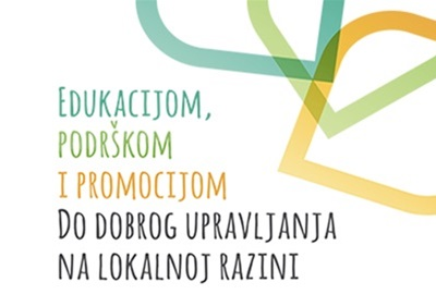 For good governance at local level: education, support and promotion