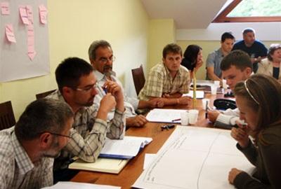 Edukacija za članove LAG-a Prizag – 2009.