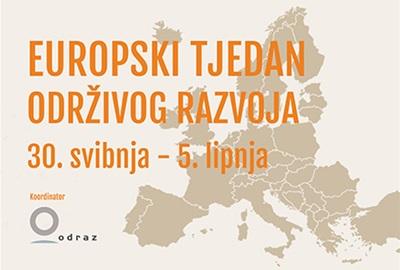 Europski tjedan održivog razvoja