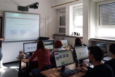 """Održana radionica """"Osnove WordPressa"""" u sklopu projekta Odrazi se znanjem – pokreni zajednicu"""