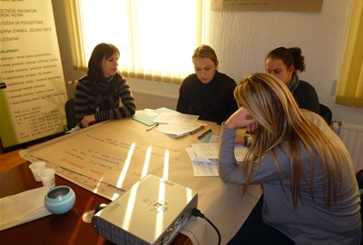 Projekt Zapošljavanje mladih za održivi razvoj Gorskog kotara (YES) – 2011.