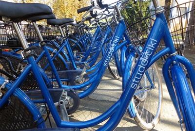 Predstavljen STUDOCIKL – pilot projekt prvog javnog biciklističkog sustava za studente