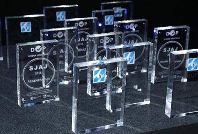 ODRAZ receives SJAJ award for promoting sustainable development