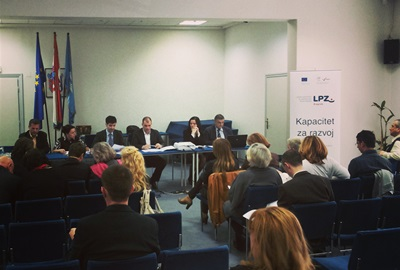 Session of Assembly on Local Employment Partnership (LEP) and round table on Zagreb talks on employment