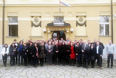 5th Assembly of the CIVINET Network and Roundtable on planning of sustainable urban mobility held in Kruševac