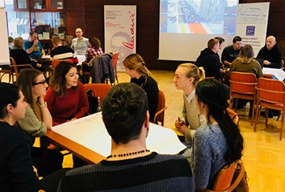 Plan and combine! Educational workshop on new concepts of spatial – urban planning successfully held in Zagreb
