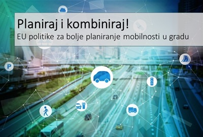 Plan and combine! EU policies for better urban mobility planning