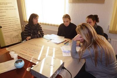 Održana edukacija za mlade u sklopu projekta Zapošljavanje mladih za održivi razvoj Gorskog kotara YES