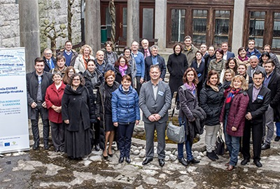 Most important decision of the Third CIVINET Slovenia-Croatia Network's annual Assembly is the New name of the Network!