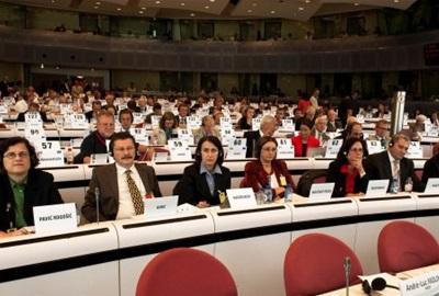Hrvatski promatrači po prvi put na plenarnoj sjednici Europskog gospodarskog i socijalnog odbora – EGSO (Bruxelles, 18. i 19. rujna 2012.)