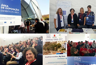 ODRAZ on the 15th CIVINET Forum in Torres Vedras