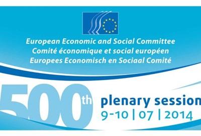 Održana jubilarna, 500. plenarna sjednica EGSO-a (9. i 10. srpnja 2014.)