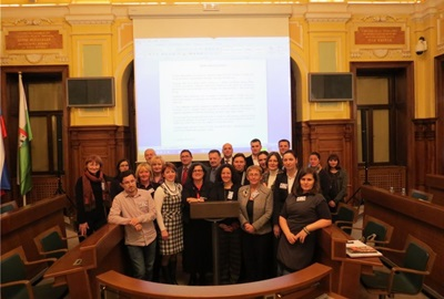 First annual CIVINET Slovenia-Croatia conference