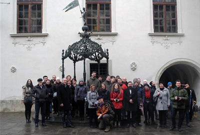 Study visit to Graz of the network CIVINET Slovenia-Croatia-SEE and CIVINET Hungary