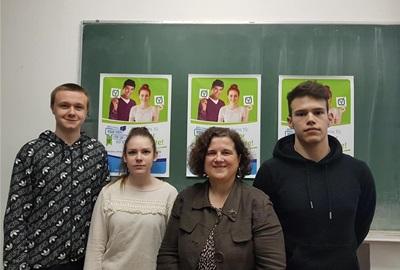Direktorica ODRAZ-a pripremila učenike za sudjelovanje na događanju ˝Tvoja Europa, tvoje mišljenje!