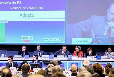 541. plenarna sjednica EGSO-a