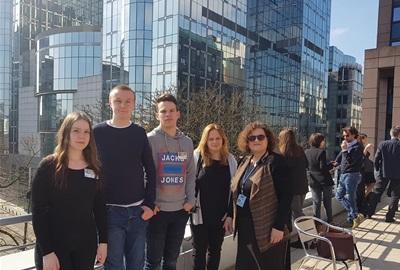 Učenici iz Zagreba sudjelovali na događanju Tvoja Europa, tvoje mišljenje