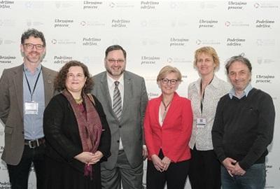 Predstavnici EGSO-a sudjelovali na konferenciji Podržimo održivo