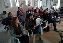 Razgovor s građanima o kretanju i prometu u centru Zagreba (Bivše javno kupalište Diana, 17. listopad 2017.)