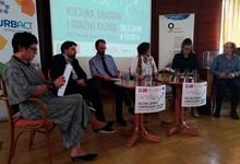 """Panel rasprava """"Kultura, gradovi i održivi razvoj"""" (Zagreb, 30. svibnja 2018.)"""